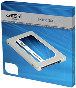 Crucial BX100 SATAIII Solid State Drive 250GB